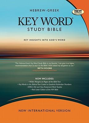Image for Hebrew Greek Key Word Study Bible NIV Black)