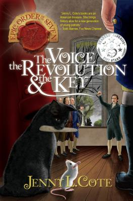 Image for The Voice, the Revolution and the Marquis (The Epic Order of the Seven)