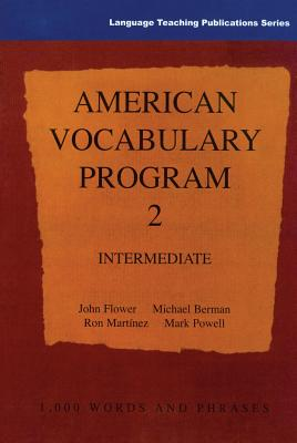 Image for American Vocabulary Program 2