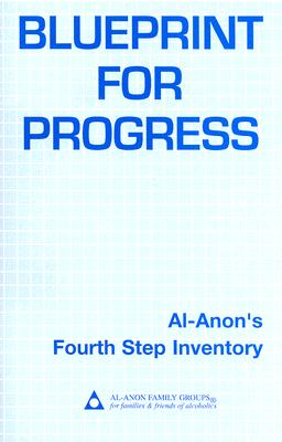 Image for Blueprint for Progress: Al-Anon's Fourth Step Inventory