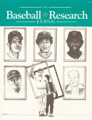 Image for The Baseball Research Journal (BRJ), Volume 20