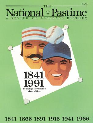 Image for The National Pastime: A Review of Baseball History, Vol. 11