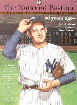 Image for The National Pastime, Volume 16: A Review of Baseball History