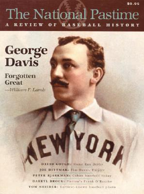 Image for The National Pastime, Volume 17: A Review of Baseball History
