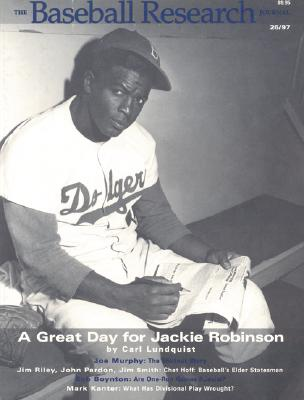 Image for The Baseball Research Journal (BRJ), Volume 26