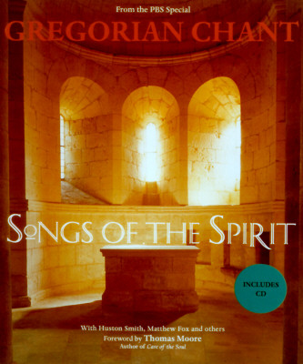 Image for Gregorian Chant: Songs of the Spirit