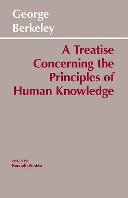 Image for TREATISE CONCERNING THE PRINCIPLES OF HUMAN KNOWLEDGE