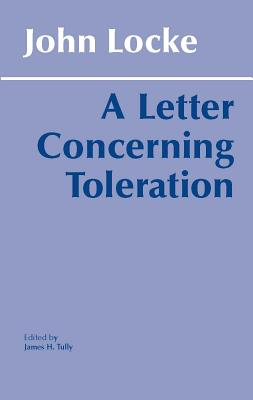 Image for A Letter Concerning Toleration (Hackett Classics)