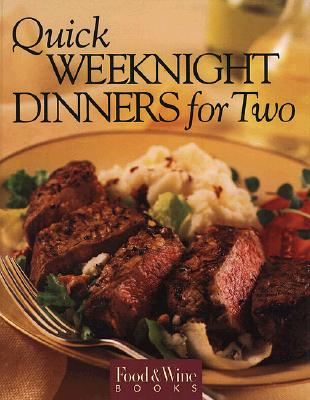 Image for Food & Wine Magazine's Quick Weekend Dinners for Two