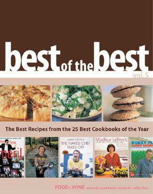 Image for Best of the Best Vol. 5: The Best Recipes from the 25 Best Cookbooks of the Year