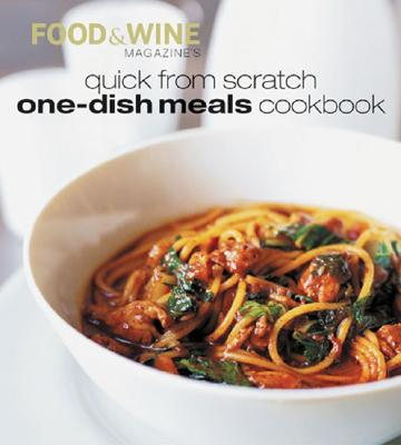Image for Quick from Scratch One-Dish Meals Cookbook