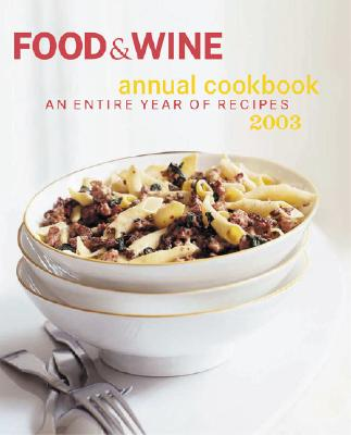 Image for FOOD & WINE ANNUAL COOKBOOK 2003