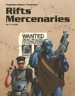 Image for Palladium Books Presents: Rifts Mercenaries