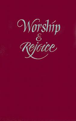 Image for 8024 Worship & Rejoice-Red