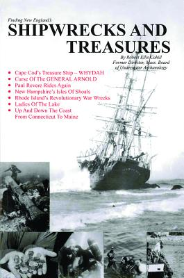 "Image for ""Finding New England's Shipwrecks and Treasures (Collectible Classics, No. 6)"""