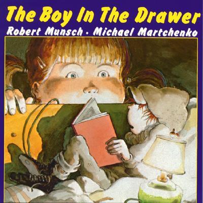 The Boy in Drawer (Annikins), Munsch, Robert