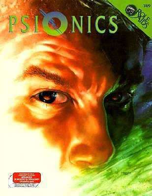 Image for Psionics (AD&D - Role Aids)