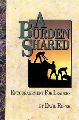 Image for BURDEN SHARED, A