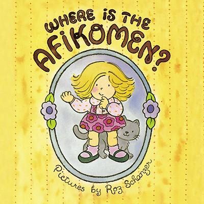 Image for Where Is the Afikomen?