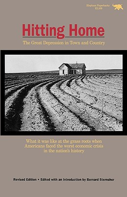 Image for Hitting Home: The Great Depression in Town and Country
