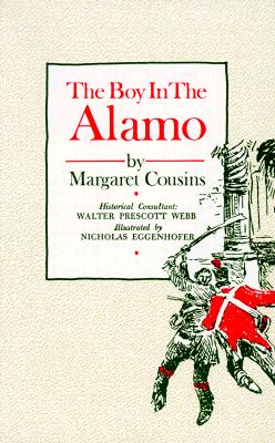 The Boy in the Alamo, Margaret Cousins