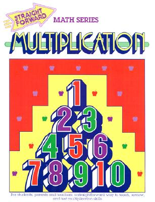 Image for Multiplication (Straight Forward Math Series)