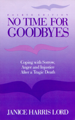 Image for NO TIME FOR GOODBYES