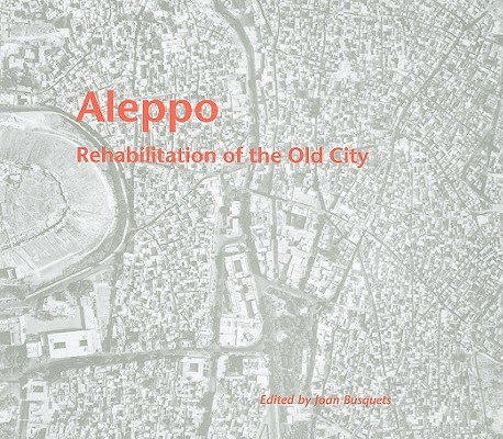 Image for Aleppo: Rehabilitation of the Old City (Graduate School of Design Green Prize)