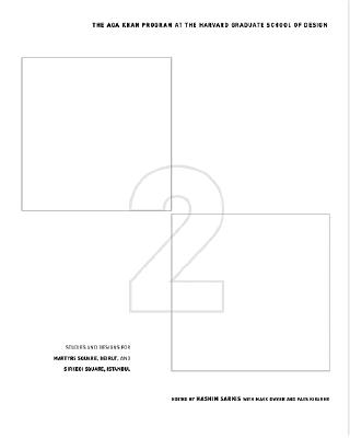Image for Two Squares (Aga Khan Program of the Graduate School of Design)