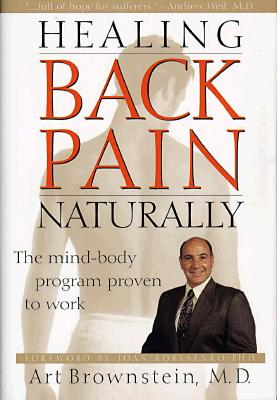 Image for Healing Back Pain Naturally : The Mind-Body Program Proven to Work