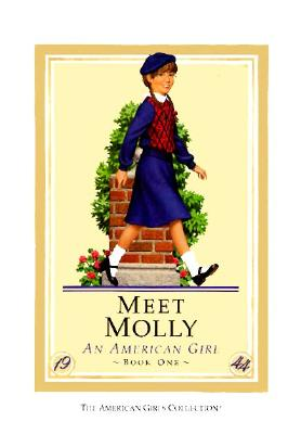 Image for Meet Molly, an American Girl (American Girls Collection)