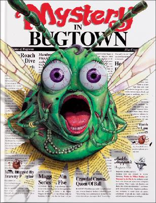 Mystery in Bugtown (Science Calendar), William Boniface