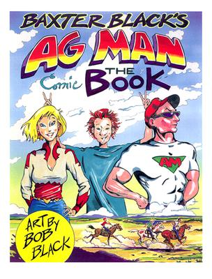 Image for AG Man the Comic Book
