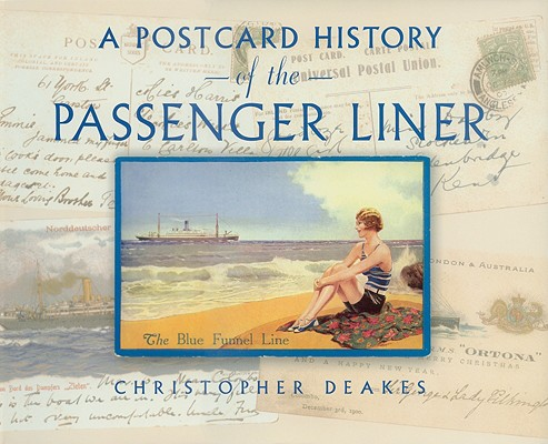 Image for A Postcard History of the Passenger Liner