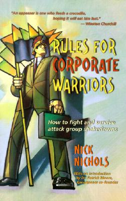 Image for Rules for Corporate Warriors: How to Fight and Survive Attack Group Shakedowns