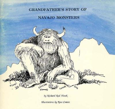 Image for GRANDFATHER'S STORY OF NAVAJO MONSTERS