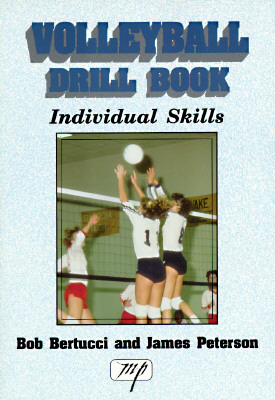 Image for Volleyball Drill Book: Individual Skills
