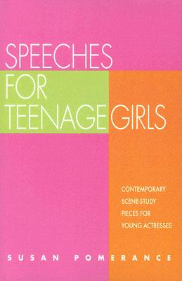 Image for Speeches for Teenage Girls