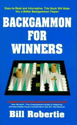 Image for Backgammon For Winners