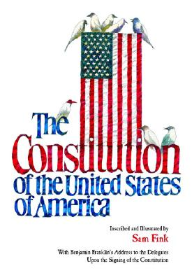 Image for The Constitution of the United States of America