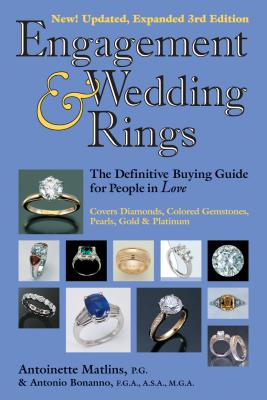 Image for Engagement & Wedding Rings (3rd Edition): The Definitive Buying Guide for People in Love