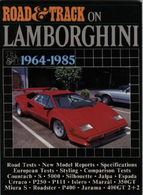 Image for Road & Track on Lamborghini 1964-1985