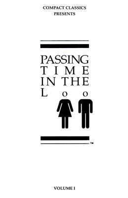 Image for Passing Time in the Loo, Volume 1 (v. 1)