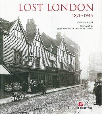 Image for Lost London 1870-1945