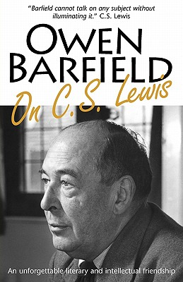 Image for Owen Barfield on C.S. Lewis