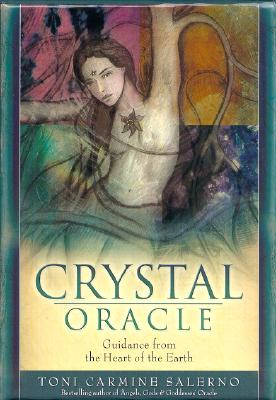 Image for Crystal Oracle: Guidance from the Heart of the Earth Book and Oracle Card Set *** New edition *** *** Temporarily Out of Stock ***