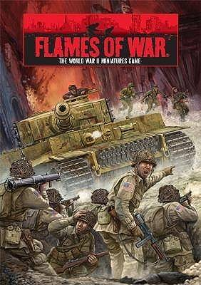 """Image for """"Open Fire"""" Flames of War: The World War II Miniatures Game"""