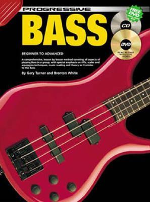 CP54044 - Progressive Bass, Gary Turner and Brenton White