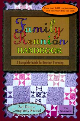 Image for Family Reunion Handbook: A Complete Guide for Reunion Planners