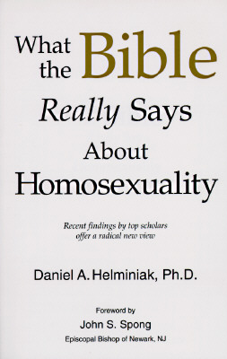 Image for What the Bible Really Says About Homosexuality